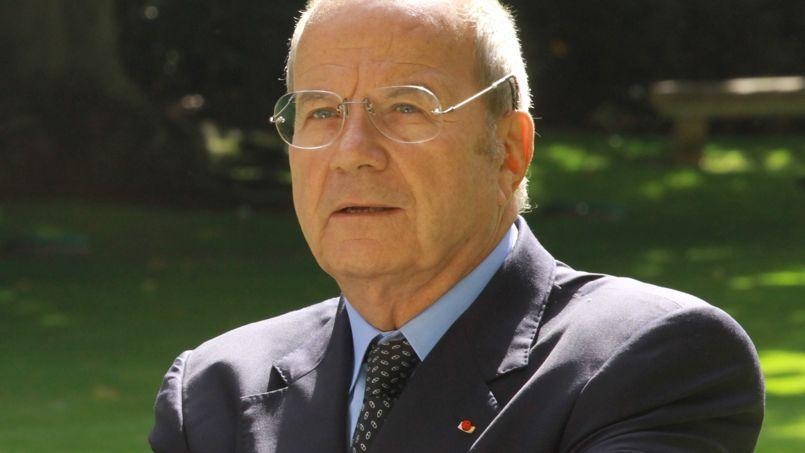 Marc Ladreit de Lacharrière justifie son investissement par l'engagement de Fimalac en faveur de l'exception culturelle.