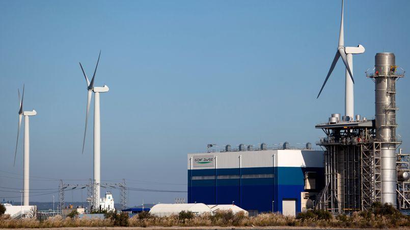 La centrale électrique Combigolfe à cycle combiné gaz, à Fos-sur-Mer, exploitée par GDF Suez, a dû suspendre son activité en raison de sa rentabilité insuffisante.