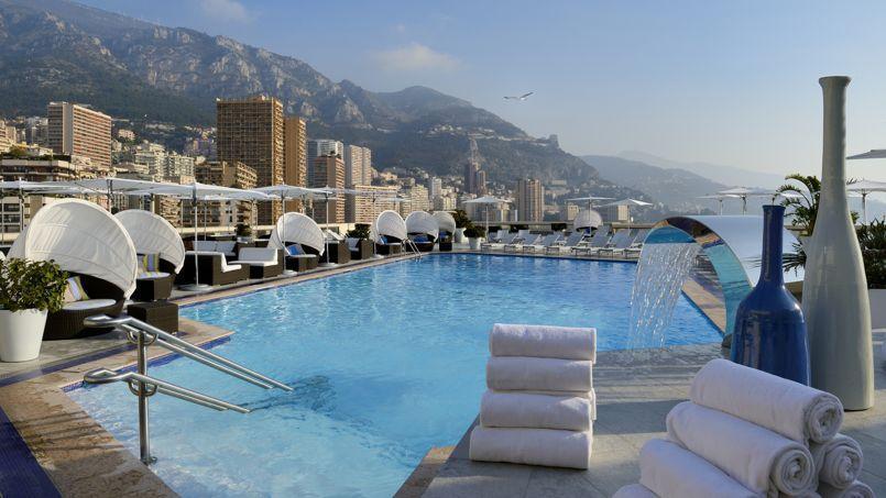 Monaco les bonnes adresses des pilotes de f1 - Hotel nice piscine sur le toit ...
