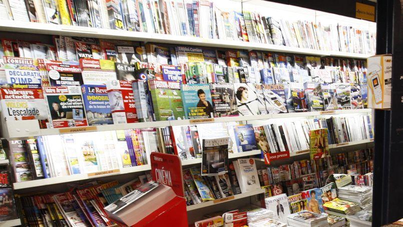 Les titres féminins généralistes et les magazines télé enregistrent également de fortes baisses.