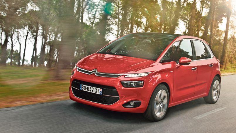 Citroën C4 Picasso, une génération «techno»