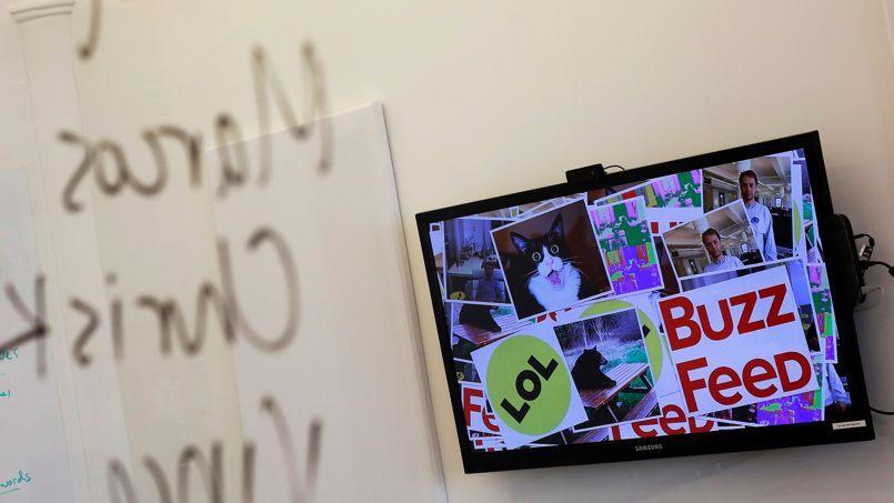 BuzzFeed revendique 60 millions de visiteurs uniques par mois.
