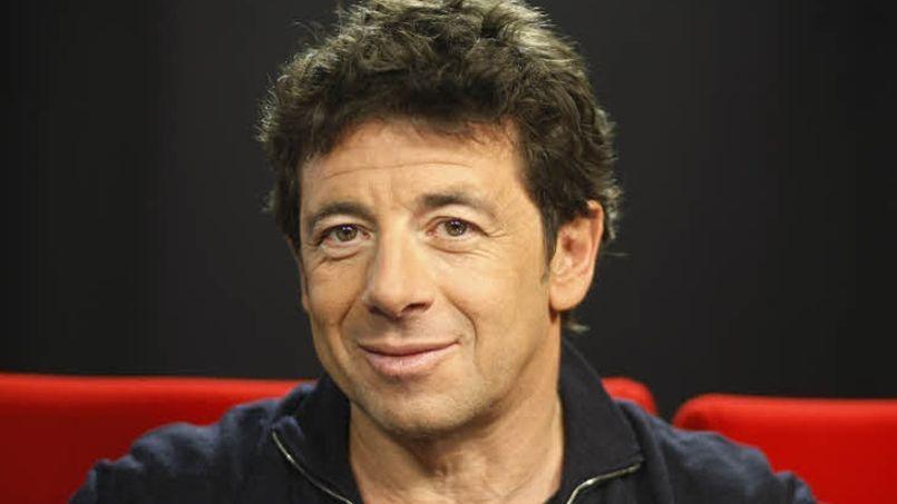 Patrick Bruel lors de son passage à l'émission «Le Clap» du Figaro