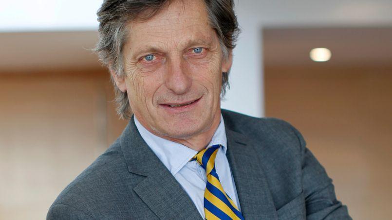 Nicolas de Tavernost, le président du directoire du groupe M6.