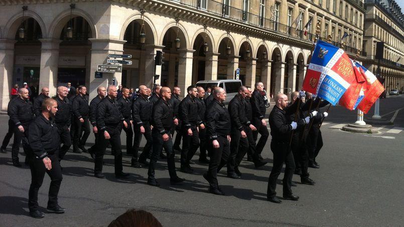Les JNR, le 12 mai 2013, à Paris.