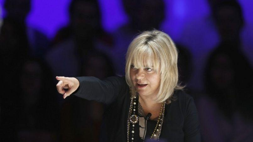 France Gall, aujourd'hui âgée de 65 ans, défend son droit à disposer de ses chansons et de la mémoire de Michel Berger.
