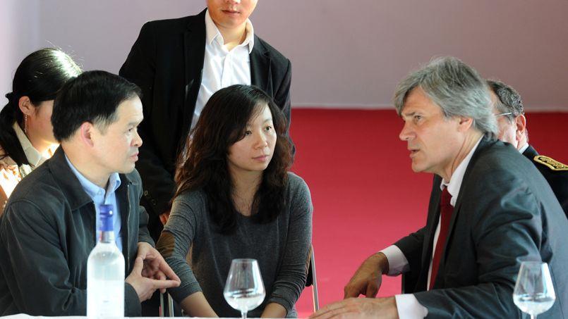La guerre commerciale UE-Chine dégénère au salon du vin