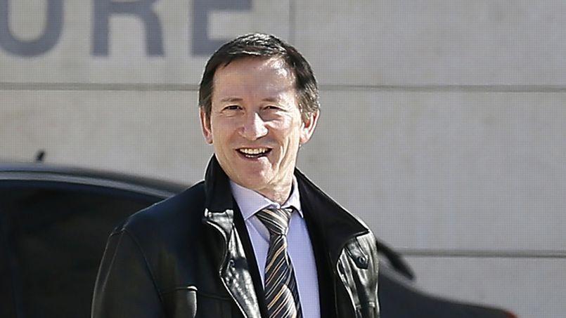 Le juge Jean-Michel Gentil en février dernier à Bordeaux.