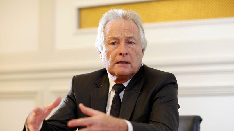 Jean-François Roubaud: «Les chefs d'entreprise sont décidés à se battre»