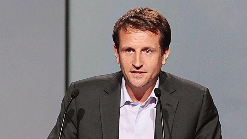 Rodolphe Belmer, directeur général adjoint du groupe Canal+.