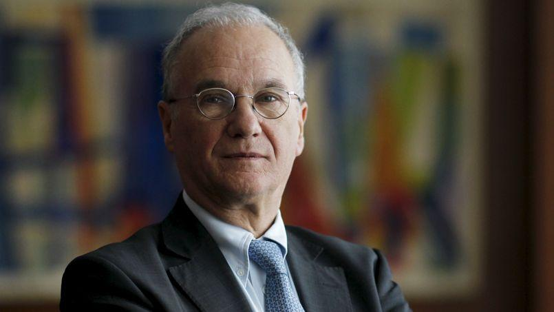 Gilles Carrez, président UMP de la commission des finances de l'Assemblée nationale. Crédit: Jean-Christophe Marmara/Le Figaro