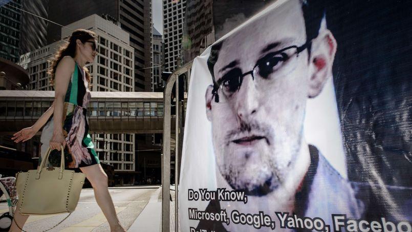 La cavale invisible d'Edward Snowden