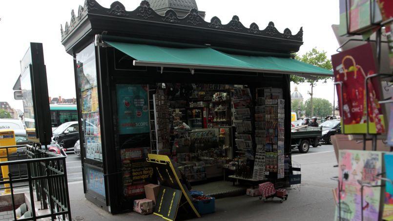 Près de 1100 marchands de journaux ont fermé en 2012.
