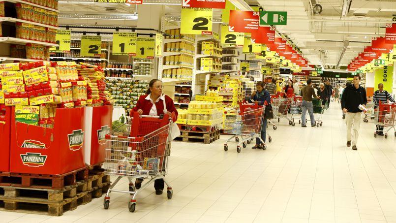 La consommation devrait rester en berne tout au long de l'année.