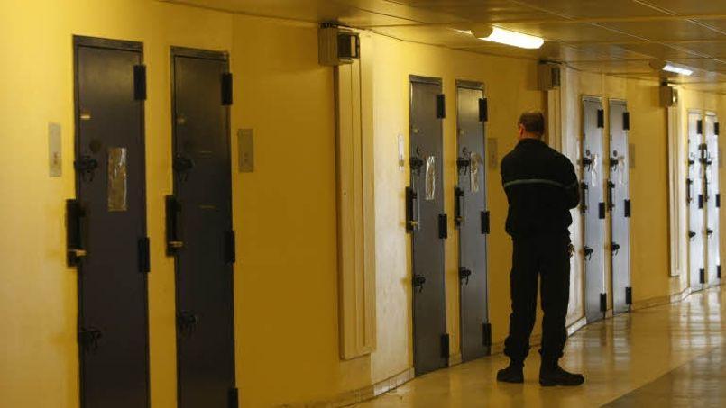Une prison française.