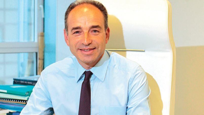 Jean-François Copé: «Je travaille dans un esprit collectif. Ce sera la réussite de tout le monde si nous gagnons en 2014.»