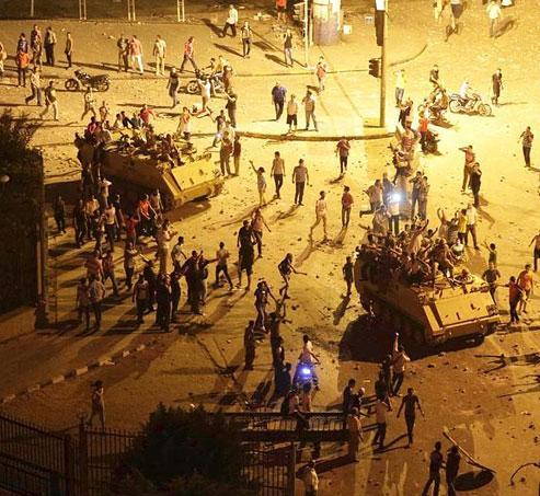DIRECT - Suivez la crise politique en Égypte