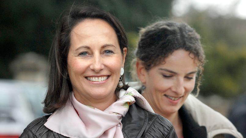 Ségolène Royal et Delphine Batho (ici en 2008), anciennement très proches, se critiquent dans les médias tout en évitant de se croiser.