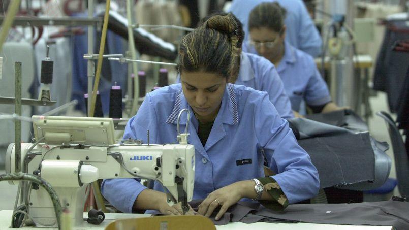 Tunisie des entreprises attir es par une main d 39 uvre bon march - Usine imerys en france ...