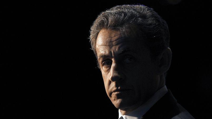Nicolas Sarkozy lors de la campagne présidentielle de 2012.