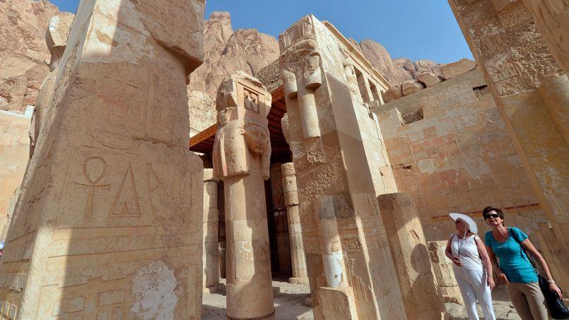 Le trafic de touristes français vers l'Égypte a encore reculé de 45,8 % cet hiver par rapport à l'année précédente.