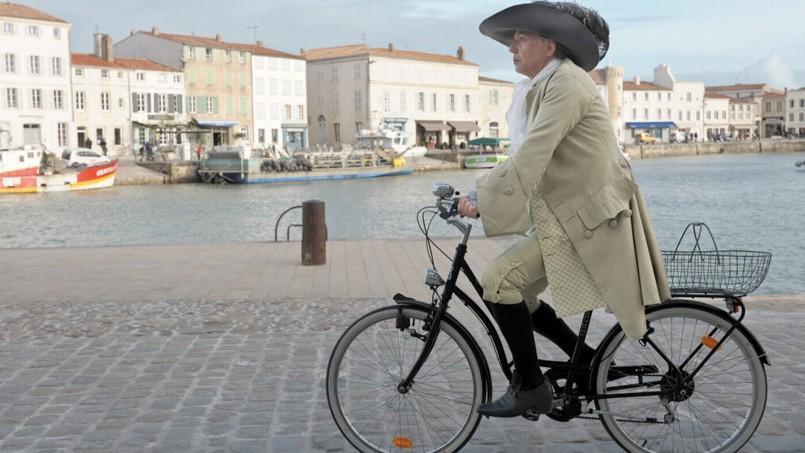 Alceste à bicyclette, avec Fabrice Lucchini, jolie exception française avec 1,16 millions de spectateurs.