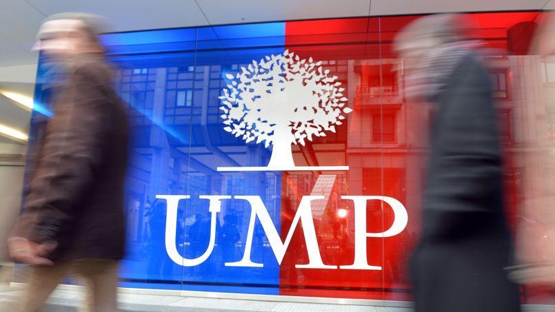 Le siège de l'UMP, situé rue de Vaugirard à Paris.