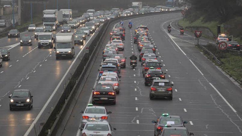 Près d'un Français sur trois se montre imprudent sur l'autoroute.