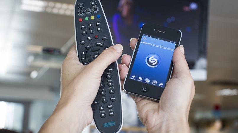 Depuis quelques mois, Shazam s'adresse aux chaînes de télé pour développer avec elles des contenus enrichis sur les programmes en cours.