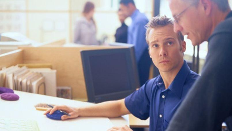 Dans certaines grandes entreprises, des binômes senior/junior sont systématiquement mis en place.
