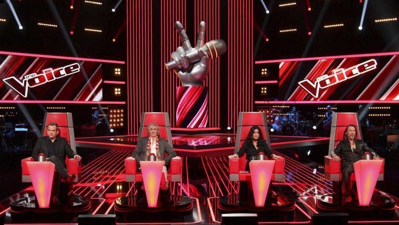 «The Voice» (TF1), leader incontesté du classementdes 20 émissions les plus tweetées, représente 8,1% du volume global de l'audience sociale.