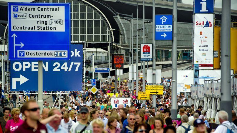 Amsterdam. «Plus on a d'yeux, plus on voit!», soulignent les Néerlandais. Plus d'1,2 million de citoyens sont membres du réseau Burgernet.