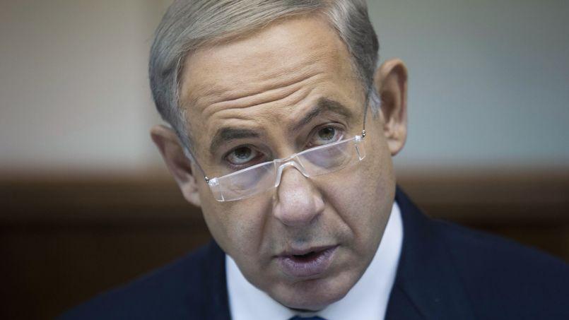 Benyamin Nétanyahou, premier ministre israélien.