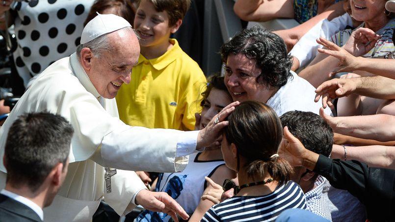 Le Pape a son compte Twitter officiel depuis la fin de l'année 2012.