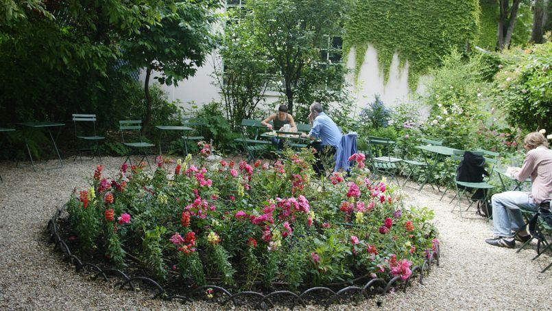 Paris 10 bons plans pour se rafra chir - Jardin du musee de la vie romantique ...