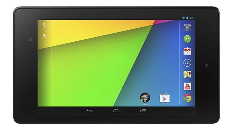 La nouvelle génération de Nexus 7 devrait être mise en vente le 30 juillet.