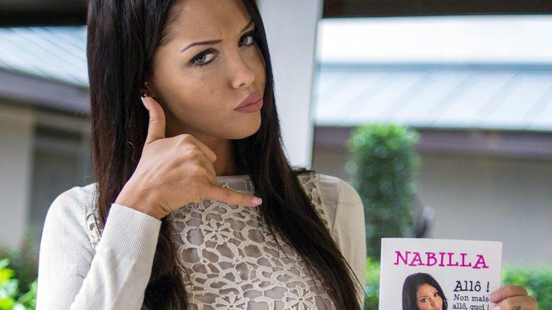 Nabilla, auteur de best-seller.