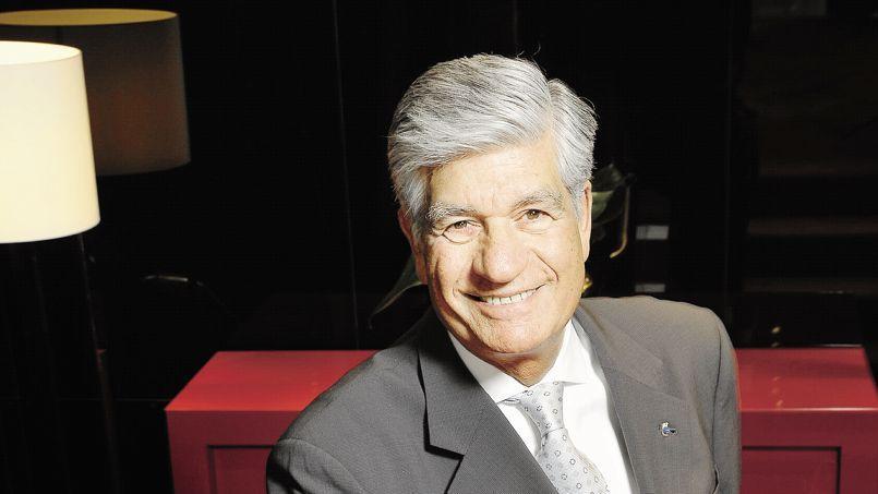 Maurice Lévy: «Il était important de se développer, de croître plus vite que le marché .»