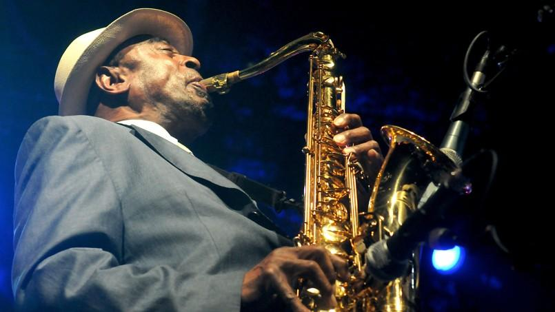 Le saxophoniste Archie Shepp.