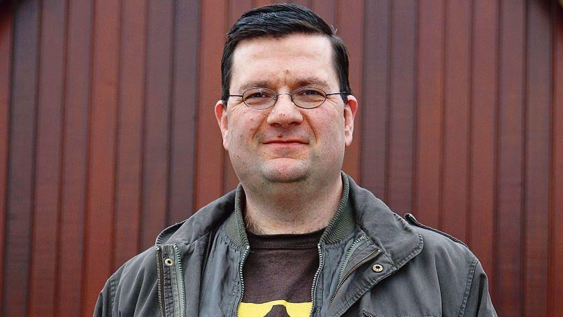 Ed Houben, ici à Maastricht en 2008, est sans doute le donneur de sperme le plus prolifique d'Europe.