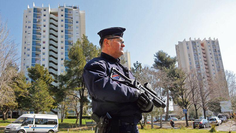 Marseille compte actuellement deux zones de sécurité prioritaires.