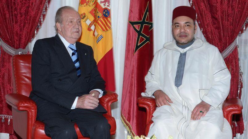 48 ressortissants espagnols emprisonnés au Maroc ont bénéficié d'un pardon royal après une visite du du roi d'Espagne en juillet.