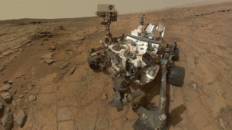 Curiosity fête son premier anniversaire martien