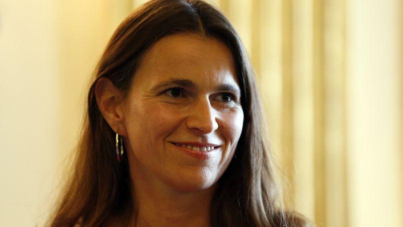 La ministre de la Culture Aurélie Filippetti à Paris, le 16 juillet 2013.