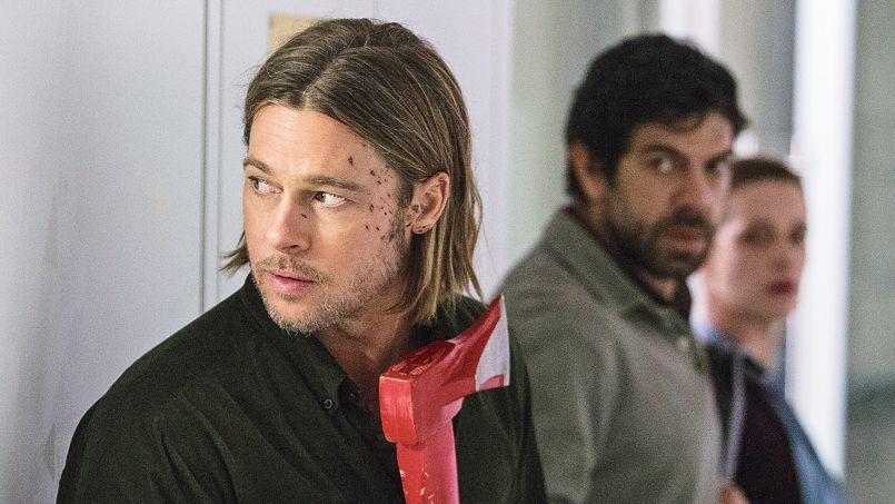 World War Z, pourtant coproduit et incarnépar la star Brad Pitt, n'a séduit que 2,1millions de spectateurs en quatre semaines.