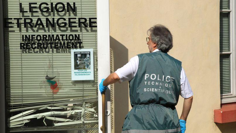 Francisco Benitez s'est suicidé par pendaison, au sein de sa caserne, le 5 août.