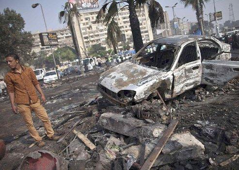 En direct : les événements en Égypte