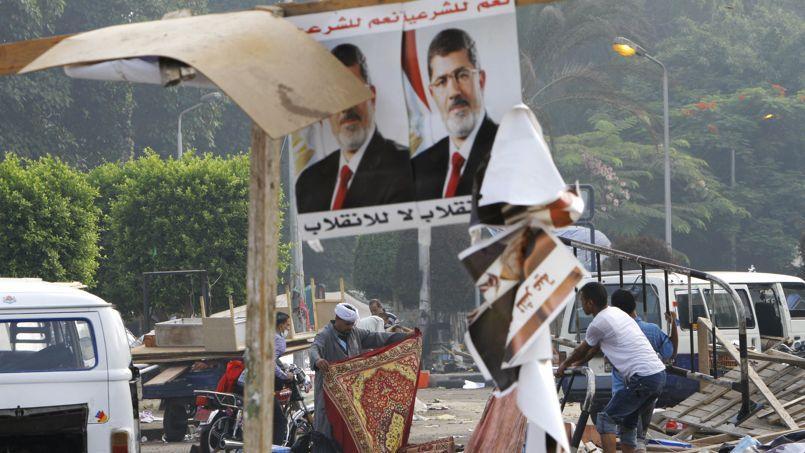 Ankara a, dès le début, en juillet, assimilé à un «coup d'État» la destitution par l'armée du président Morsi.