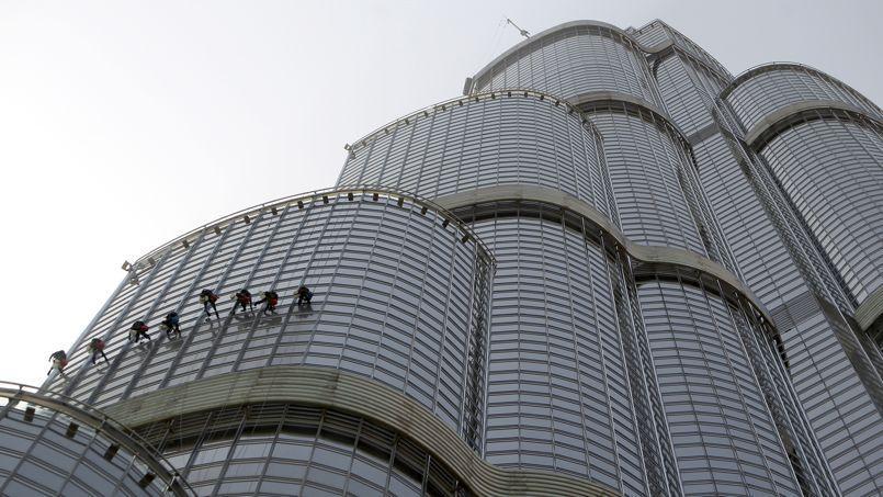 La Sky City, haute de 838 mètres, dépasserait le Burj Khalifa, à Dubaï.