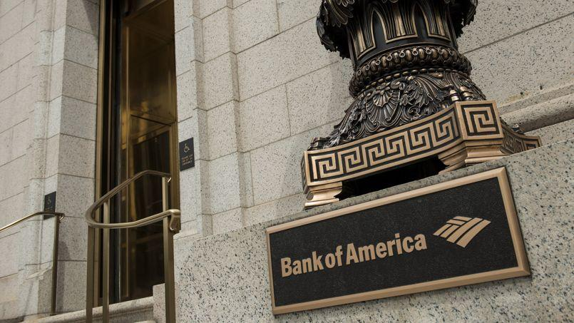Moritz Erhardt était stagiaire dans une filiale londonienne de Bank of America depuis le début de l'été. Brendan Smialowski / AFP.
